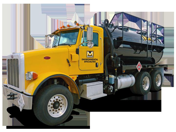 70 bbl Vacuum Truck